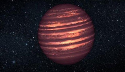 Ada Kehidupan Alien di Bintang Katai Cokelat?