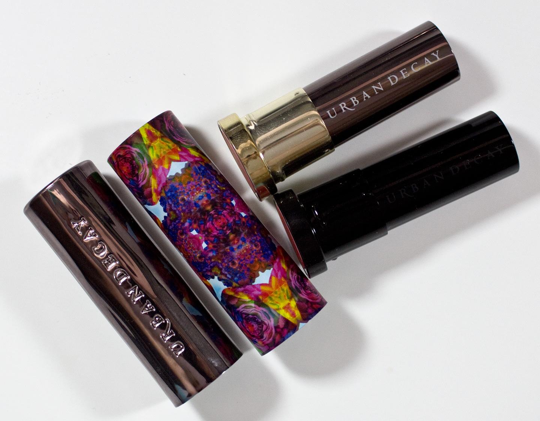 WARPAINT and Unicorns: Urban Decay Vice lipstick in