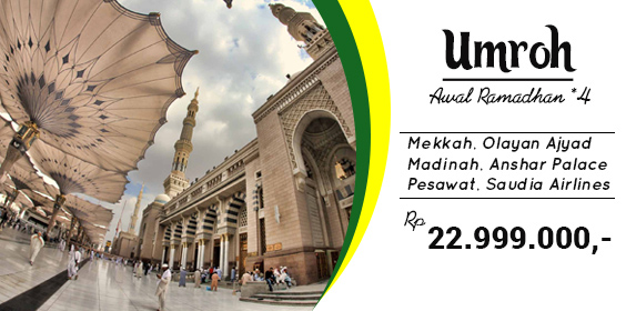 Umrah Ramadhan Jakarta
