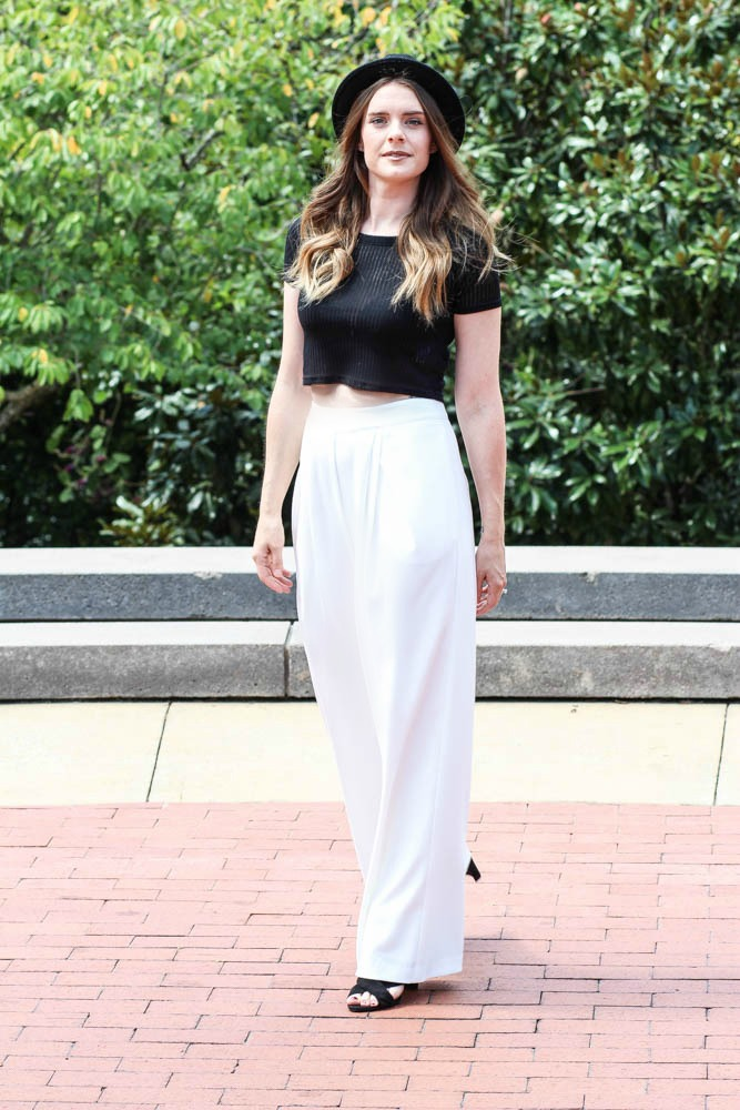 Wide Leg Pants- Summer/Fall