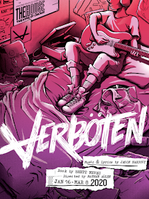 Out of 120 entries, congrats to Flo M, WINNER of a Pair of Tickets to Verböten ($90)