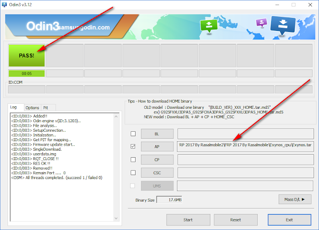 Samsung  Frp Remove File & Tool