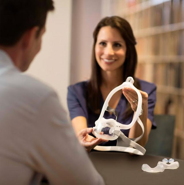 Philips supera los 10 millones de mascarillas y almohadillas DreamWear vendidas en todo el mundo