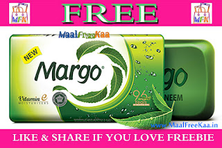 Free Sample Margo Neem Soap