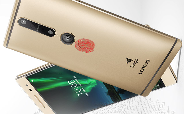 Lenovo Phab 2 Pro world's first Tango phone won't get Android Nougat
