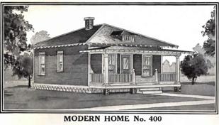Sears No 400 model from 1912 catalog