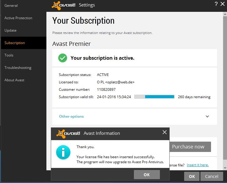 Avast! Premier Antivirus 2017 License Key Is Here ! [LATEST] - Novahax