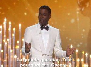 Le discours drôle et engagé de Chris Rock sur le manque de diversité aux Oscars 2016