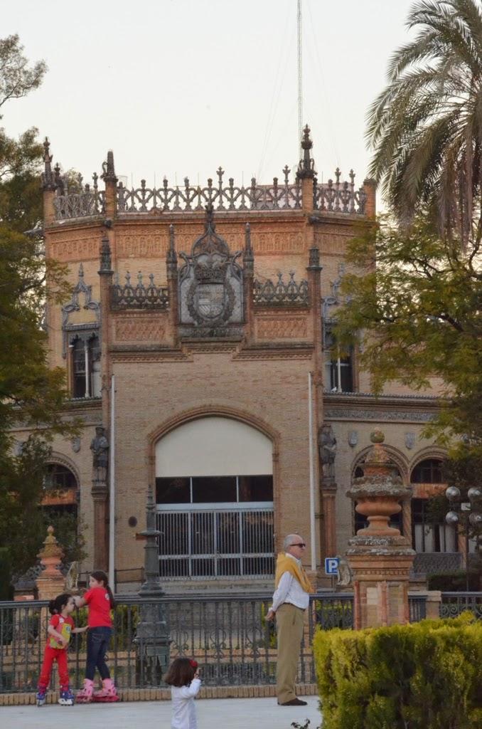 Pabellón Real - Sevilla