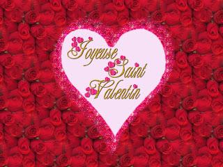 Carte de vœux 2018 pour la Saint-Valentin