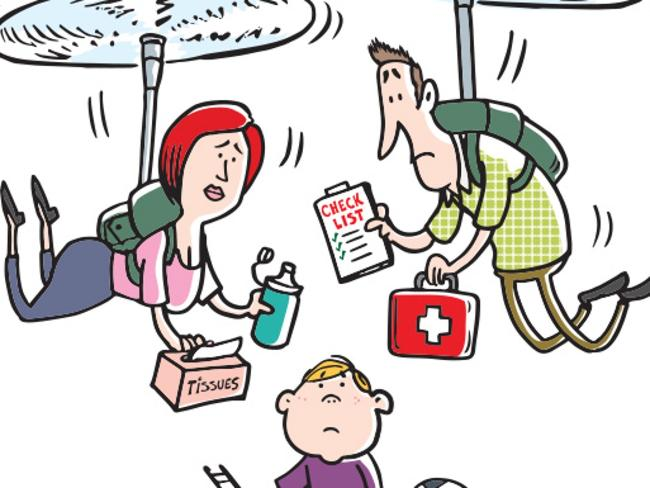 DOING DRUGS WITH PAUL DILLON: 'Helicopter parenting': Take the ...