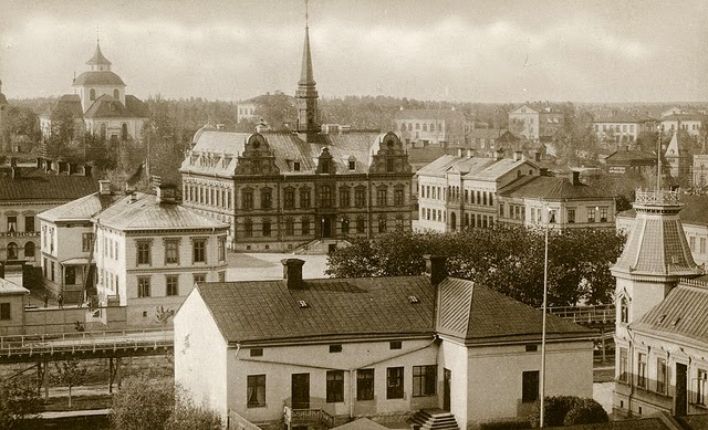 Earth In The Past: Photos of Sweden from the late 1800s to
