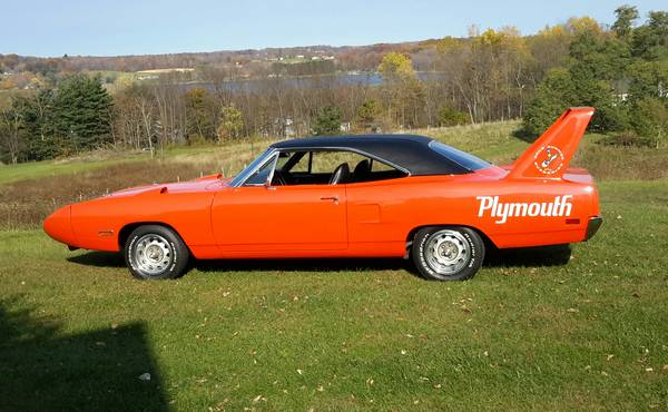 1970 Plymouth Superbird 440 For Sale