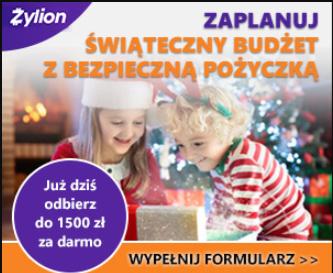 Świąteczna promocja w Zylion