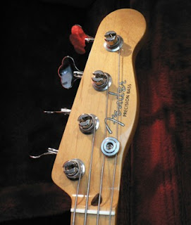 rex and the bass fender sting precision bass review. Black Bedroom Furniture Sets. Home Design Ideas