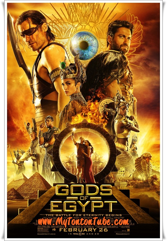 Film Gods of Egypt (2016) - Full Movie