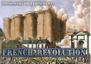 CBSE CLASS 9 - French Revolution - Very Short Q and A (#cbsenotes)(#eduvictors)