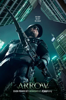 TV Series Arrow (2016) Season 5 Full Episode