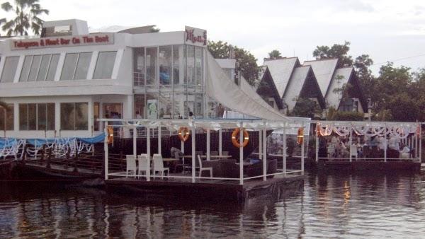 Takigawa Meat Bar On The Boat Ancol