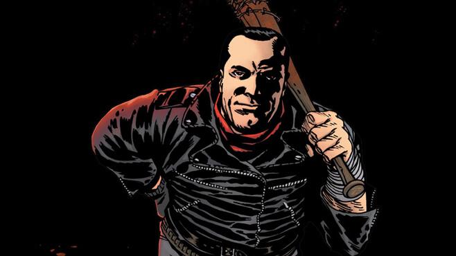 The Walking Dead Negan Wallpaper