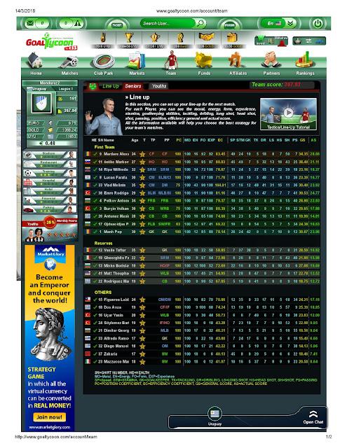 Gana dinero siendo manager de futbol online gratis ALINEACION-001