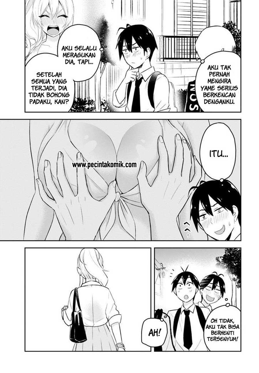 Hajimete No Gal Chapter 21 Bahasa Indonesia