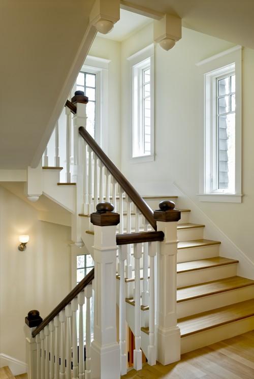 Lighting Basement Washroom Stairs: Interior Design Musings: Stairwell Lighting
