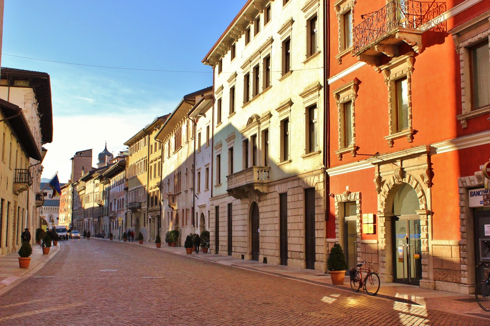 Trento of Trentino Alto Adige region