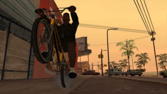 Gta San Andreas screenshot 3