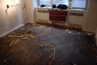 Carpet Removal, NYC