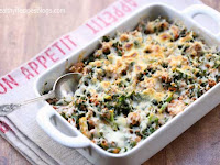 Ground Beef And Kale Casserole