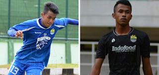 Dua Pemain Persib Bandung Dipanggil Timnas
