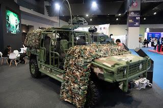 Pengadaan Kendaraan Pasukan Khusus Malaysia