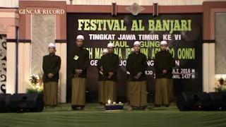 Mp3 Sholawat Arofa kaunu - Ainul Madina (Festival Al Banjari Asmoroqondi 2016)