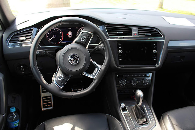 VW Tiguan AllSpace 2019 R-Line - interior - painel