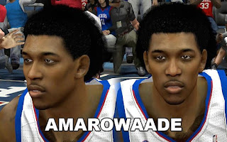 NBA 2K13 76ers - Nick Young