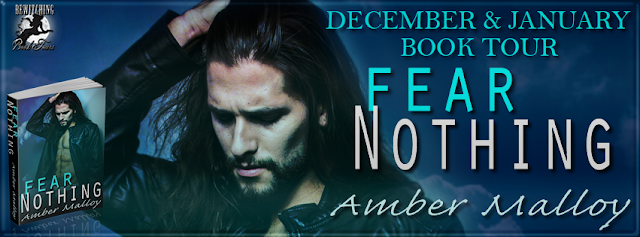 Q&A with Amber Malloy, author of Fear Nothing