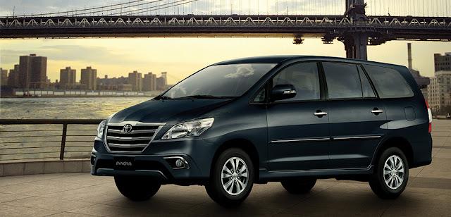 toyota innova 2015 - So sánh Toyota Innova và Fortuner: Lựa chọn nào cho xe 7 chỗ ? - Muaxegiatot.vn