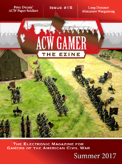 ACW Gamer: The Ezine - Issue 15, Summer 2017