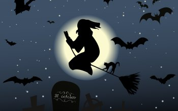 Wallpaper: Real Halloween
