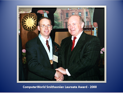 Smithsonian Award
