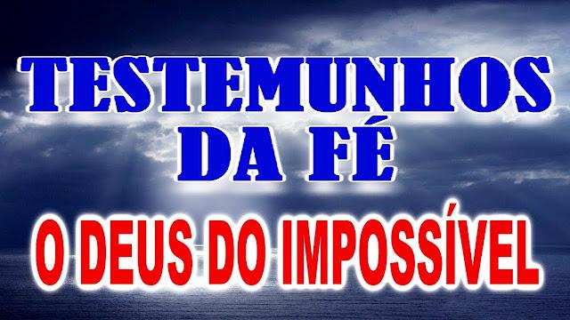 Emocionante !Testemunho Gustavo Giro Bisi - Eita DEUS tremendo!!!