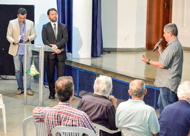 Vicente Pires recebe respostas sobre demandas levantadas no Câmara em Movimento