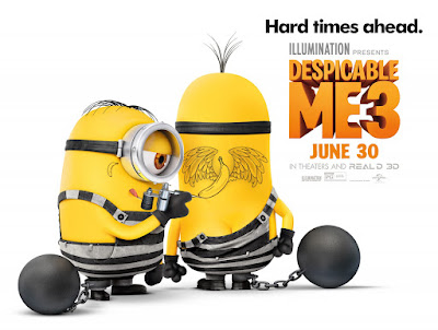 Despicable Me 3 Banner Poster 2