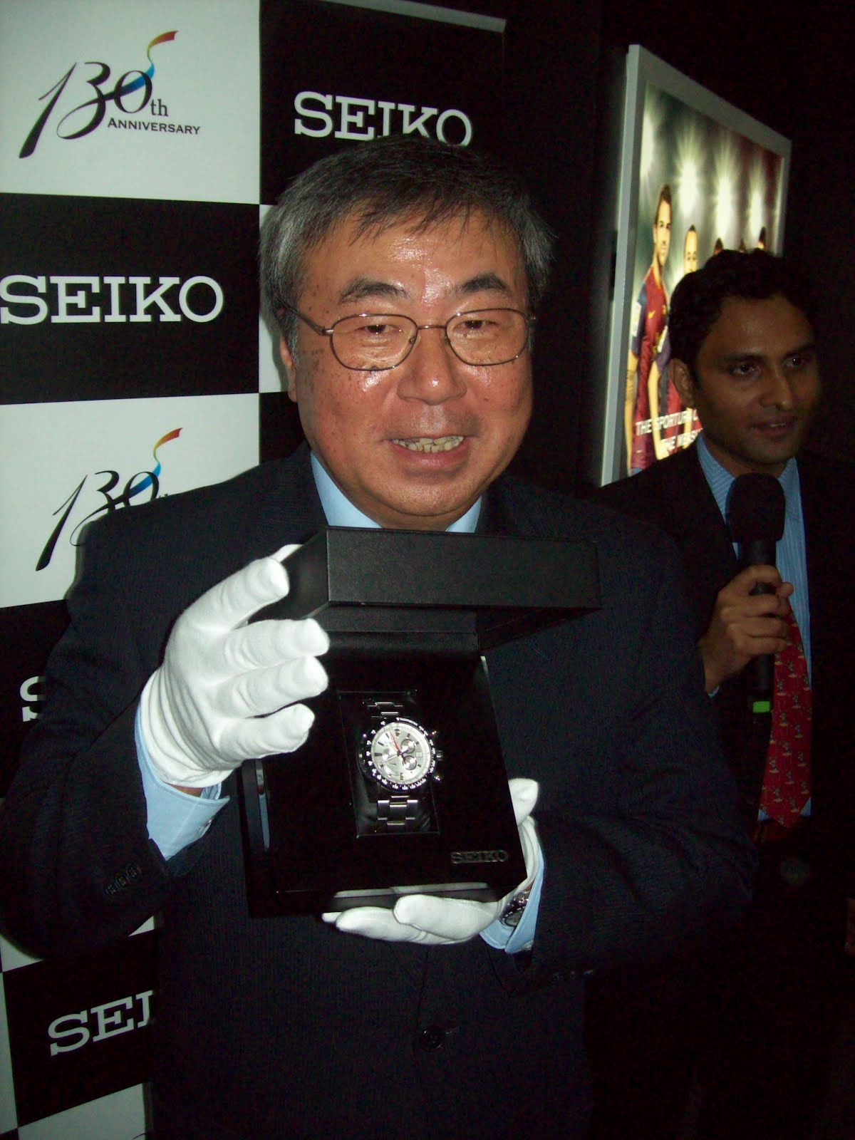 2db3f1cfde3 Seiko Launches  Ananta  the luxury watch collection in India