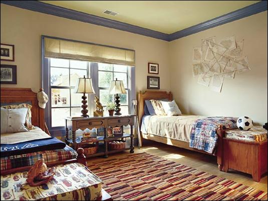 Bedroom Decor For Guys: Big Boys Bedroom Design Ideas