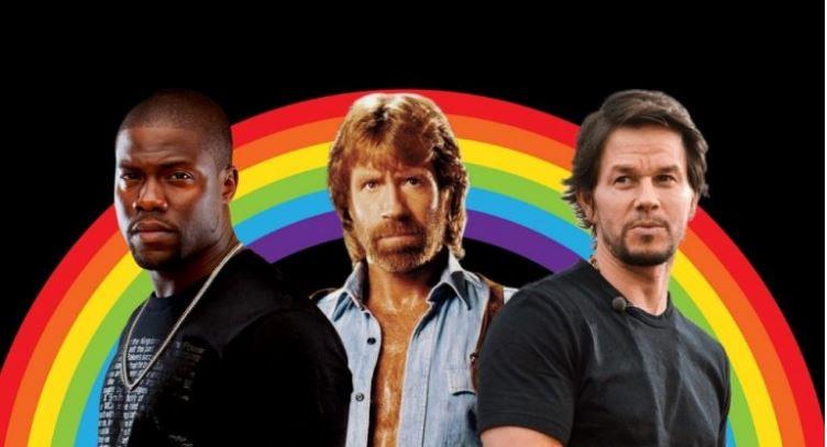 Στρέιτ παιδιά γκέι πορνό