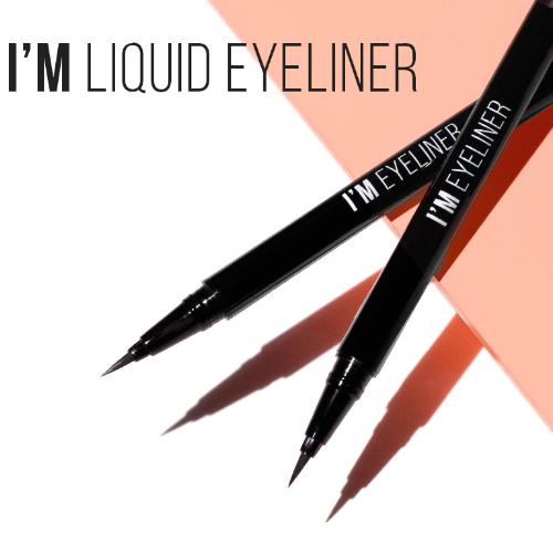 I'm Meme I'm Liquid Eyeliner