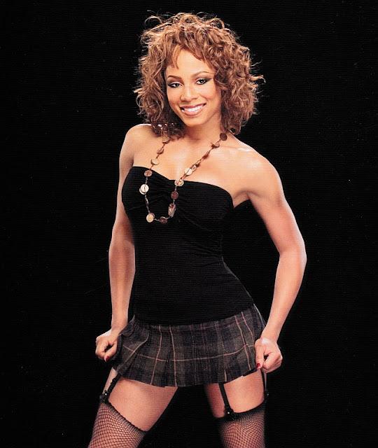 Female Pro Wrestling: Kristal Marshall