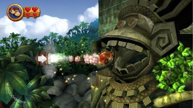 Donkey Kong Country Returns Descargar PC Full Español ISO DVD5 2012